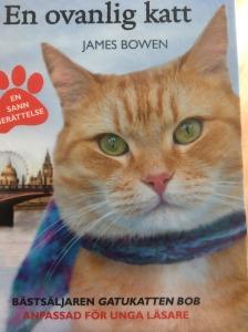 Bokomslag: En ovanlig katt